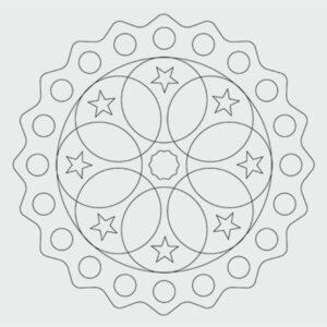 Mandala Sterne